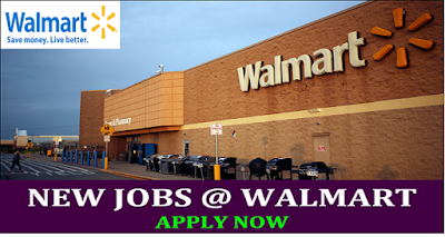 Latest Job Vacancies at Walmart