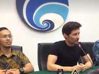 Pavel Durov CEO Telegram Datangi Kominfo Bahas Pembukaan Kembali Akses Telegram