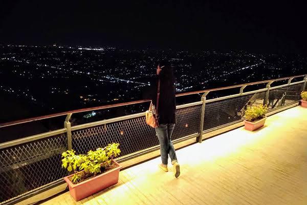 Berburu keindahan HeHa Sky View Gunungkidul