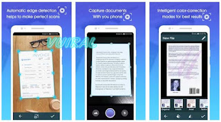Fast Scan: Free Document Scanner HD, PDF Scanning