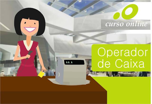 Curso Online Operador de Caixa