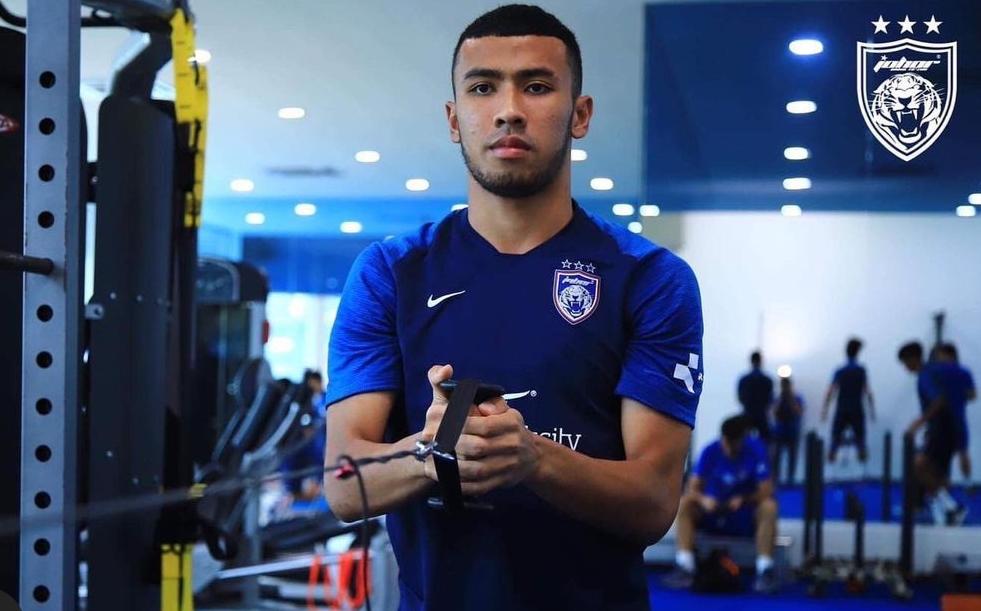 Biodata Ramadhan Saifullah Pemain Kelab JDT FC