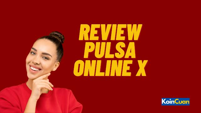 Pulsa Online X Tempat Jual Pulsa Online Harga Murah