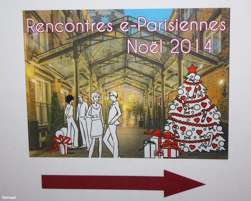 soirée e-Parisiennes