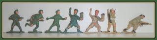 ABC; ABC Copies; ABC Hong Kong; ABC Khaki Infantry; ABC Toy Soldiers; ACW Infantry; Britains ACW; Britains Copies; Britains Herald; Britains Khaki Infantry; CMV Toy Soldiers; Crescent Khaki Infantry; Herald ACW Infantry; HK Toy Soldiers; Red Indians; Small Scale World; smallscaleworld.blogspot.com; Union Forces;