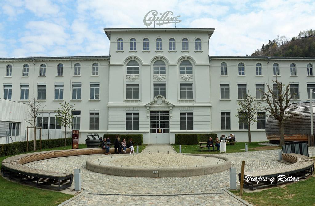 Museo del Chocolate de Monsieur Cailler. Gruyeres