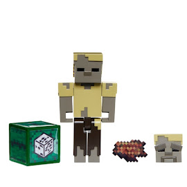 Minecraft Husk Survival Mode Figure