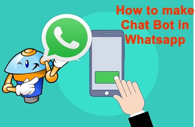 How to make Chat bot in whats app | In Android