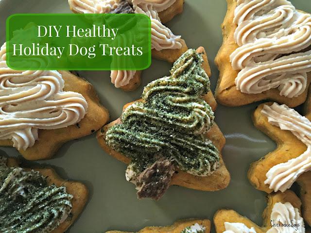 Diy Healthy Holiday Dog Treats With Greek Yogurt Icing Habits Of