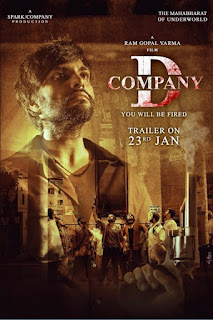 D Company First Look Poster 2