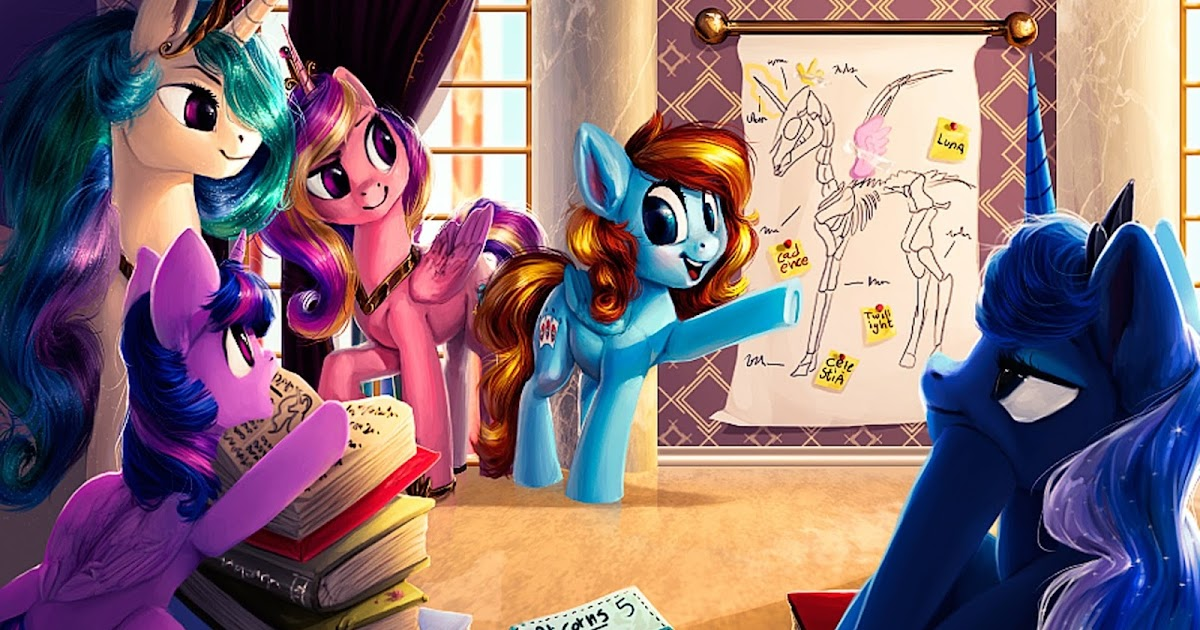 Equestria Daily Mlp Stuff Analyzing Is Magic How Do