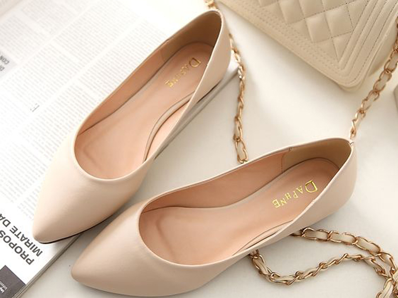 """My Favorite """"Flat Shoes""""!"""