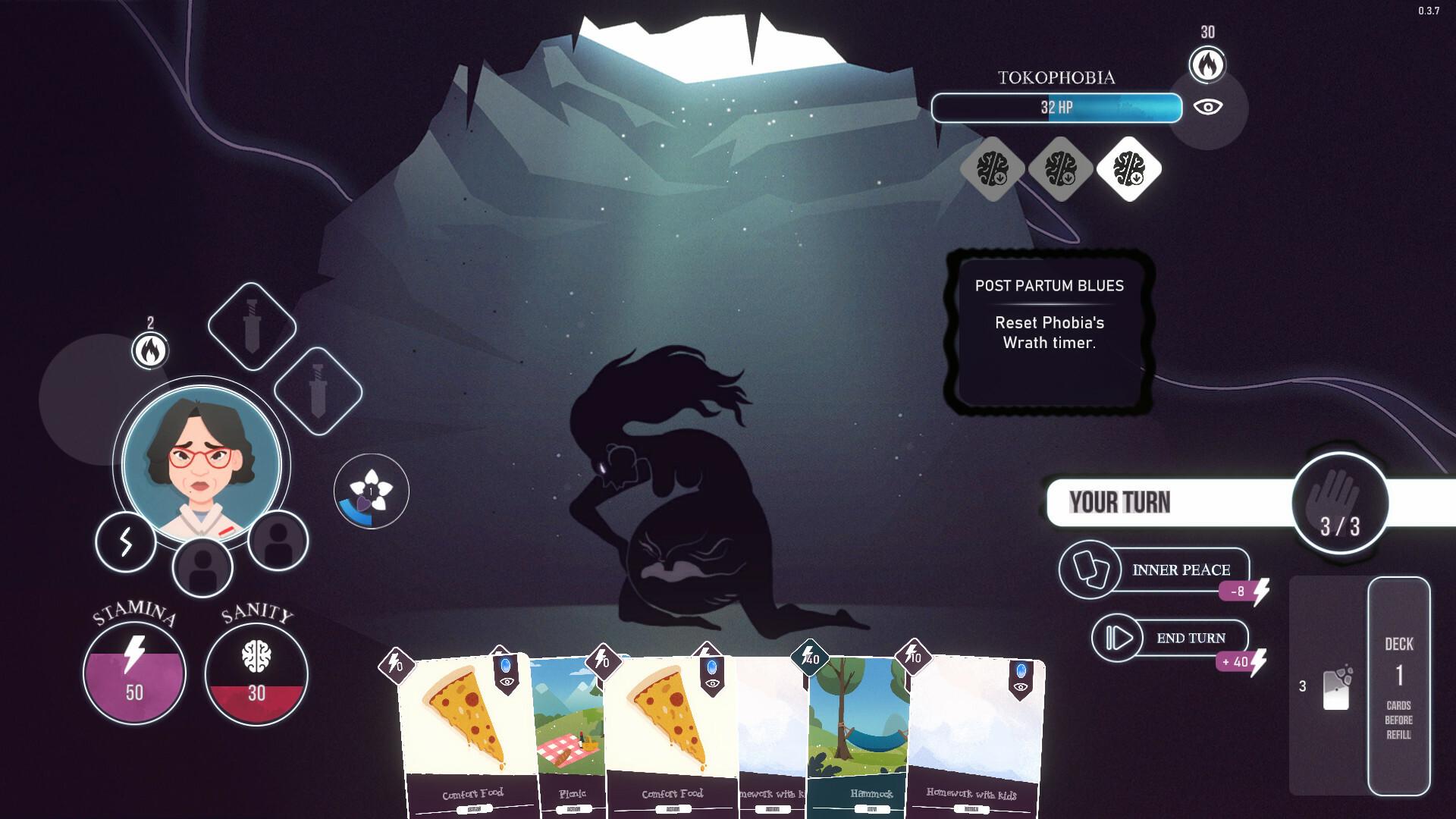neurodeck-psychological-deckbuilder-pc-screenshot-3