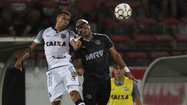 Santa Cruz 0 x 0 Ceará: Sobrou chances, faltou gol