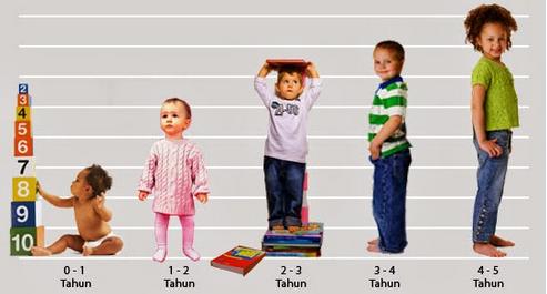 Mendidik Anak di Usia Emas
