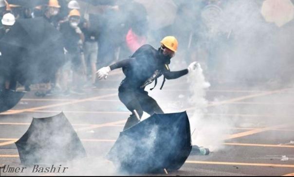Hong Kong Security Act: China passes controversial law