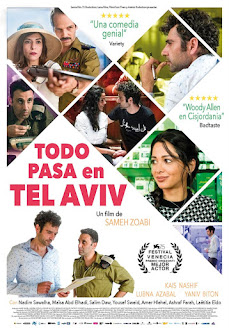 """Todo pasa en Tel Aviv"", Sameh Zoabi"