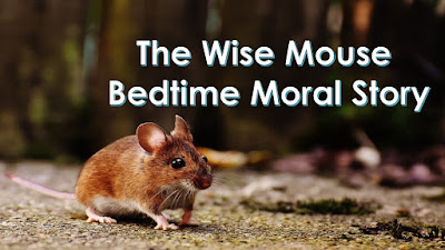 The Wise Mouse Bedtime Moral Story