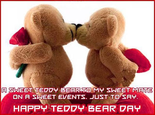 Happy Teddy Day Quotes, Wishes, Messages, Status Images