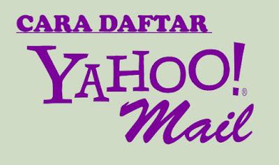 Cara Membuat dan Mendaftar Email Yahoo Baru