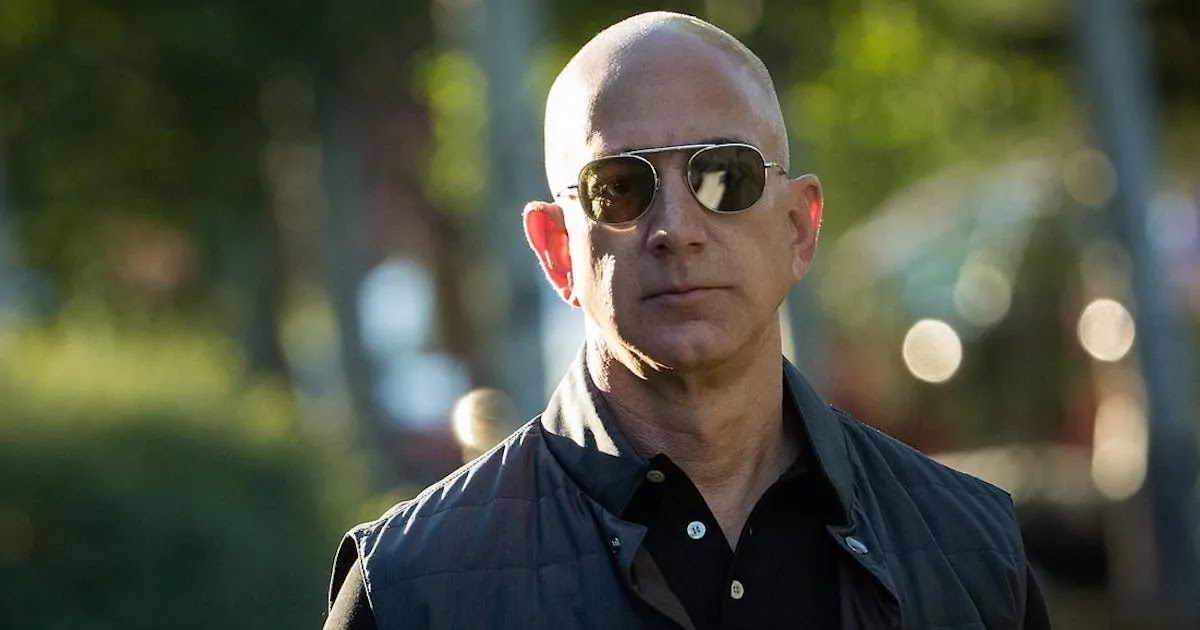 Jeff Bezos' Net Worth Passes $200 Billion As The Wealth Of The World's Richest Is Boosted By The Pandemic