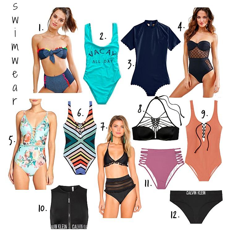 Cute Swimwear Styles