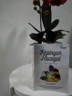 Buku Antologi Puisi karya anak-anak MA Raudlotul Ulum Kadudampit Sukabumi