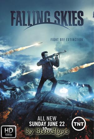 Falling Skies Temporada 4 [1080p] [Latino] [MEGA]