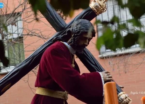 Pulido proyectaría hacer un paso de misterio para el Señor del Divino Perdón de Parque Alcosa