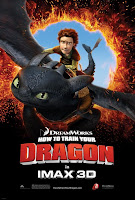 Download How to Train Your Dragon 3D (2010) BluRay 720p Half SBS 600MB Ganool