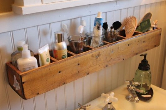 STORAGE SOLUTION FOR YOUR BATHROOM