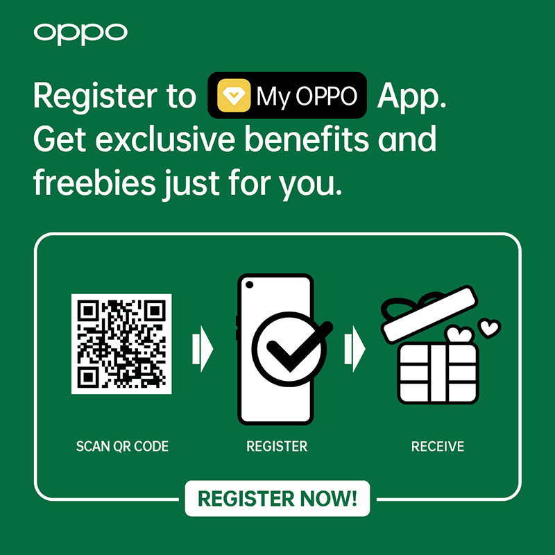 """OPPO launches its own loyalty program mobile application called """"My OPPO"""""""