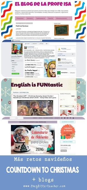 Blogs que están haciendo recopilaciones de recursos de navidad