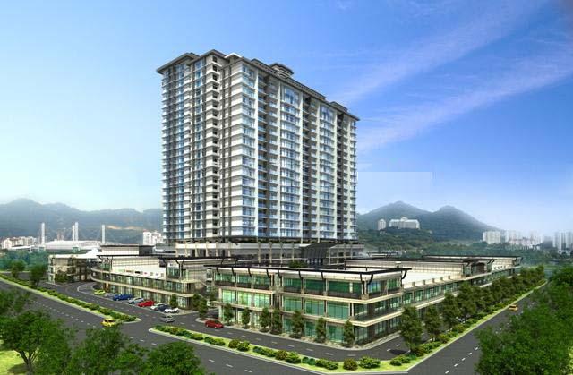 Penang Property Devil: [S] Arena Residence @ Bayan Baru