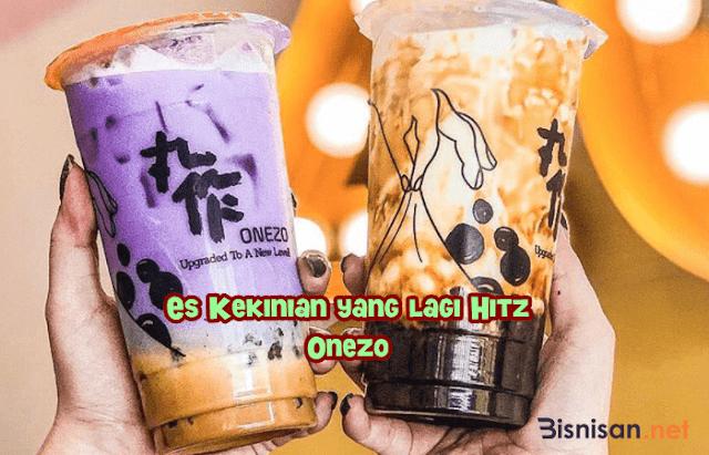 Es Kekinian yang lagi viral onezo