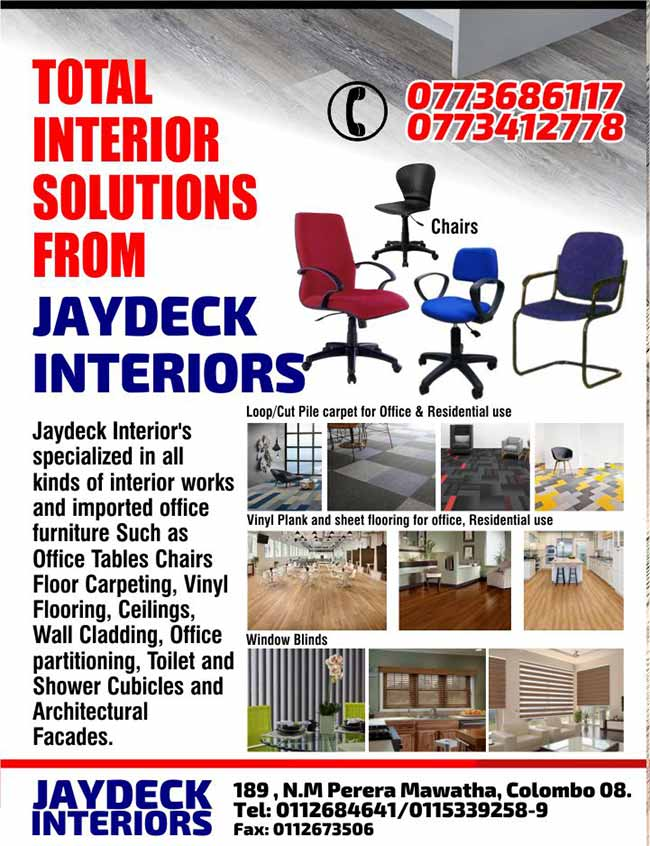 Total Interior solutions | Special offer for the season.