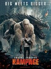 Rampage (2018) HDCAM Full Movie Watch Online Free