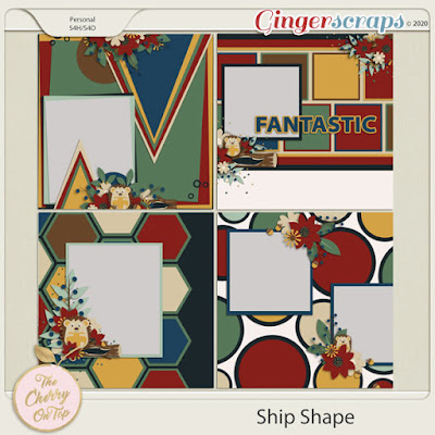 Ship Shape Templates