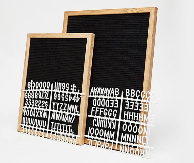 The Letter Board
