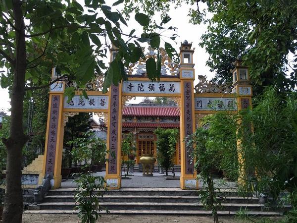 nơi thờ cúng Đệ nhất Tổ Trúc Lâm Điều ngự Giác Hoàng Trần Nhân Tông