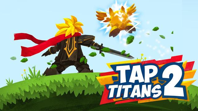 Tap Titans 2 Mod Hack