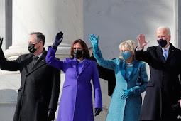 Joe Biden Ajak Persatuan di Amerika Lewat Pidato Perdananya Sebagai Presiden AS