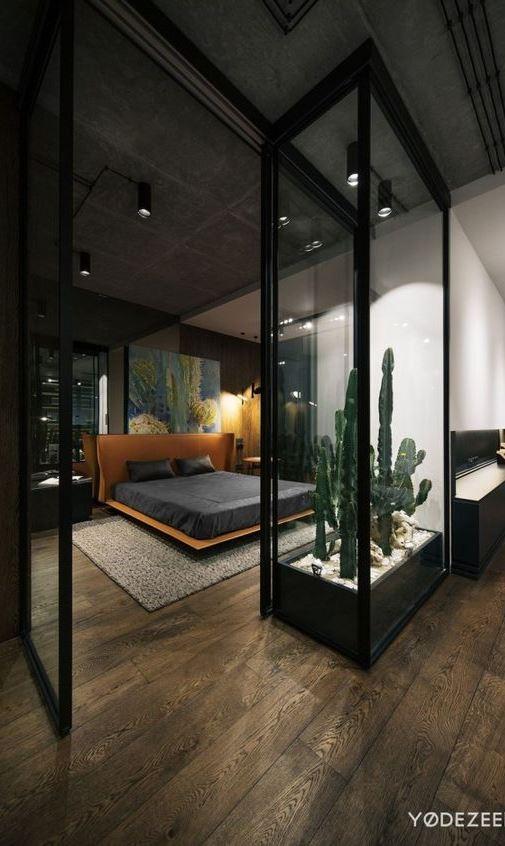 loft home design idea