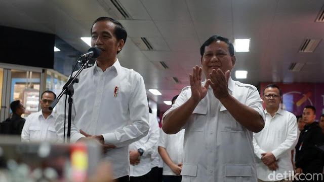 Pertemuan Jokowi-Prabowo: Ada yang Merayakan, Ada yang Kecewa