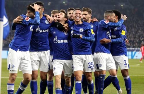 Skuad Pemain Schalke Terbaru