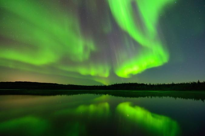Interested In Seeing The Northern Lights Here Are 10 Places To Visit - Yellowknife, Canada