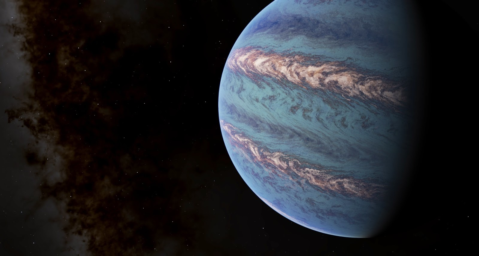 Beyond Earthly Skies: A Warm Gas Giant Planet Circling a ...