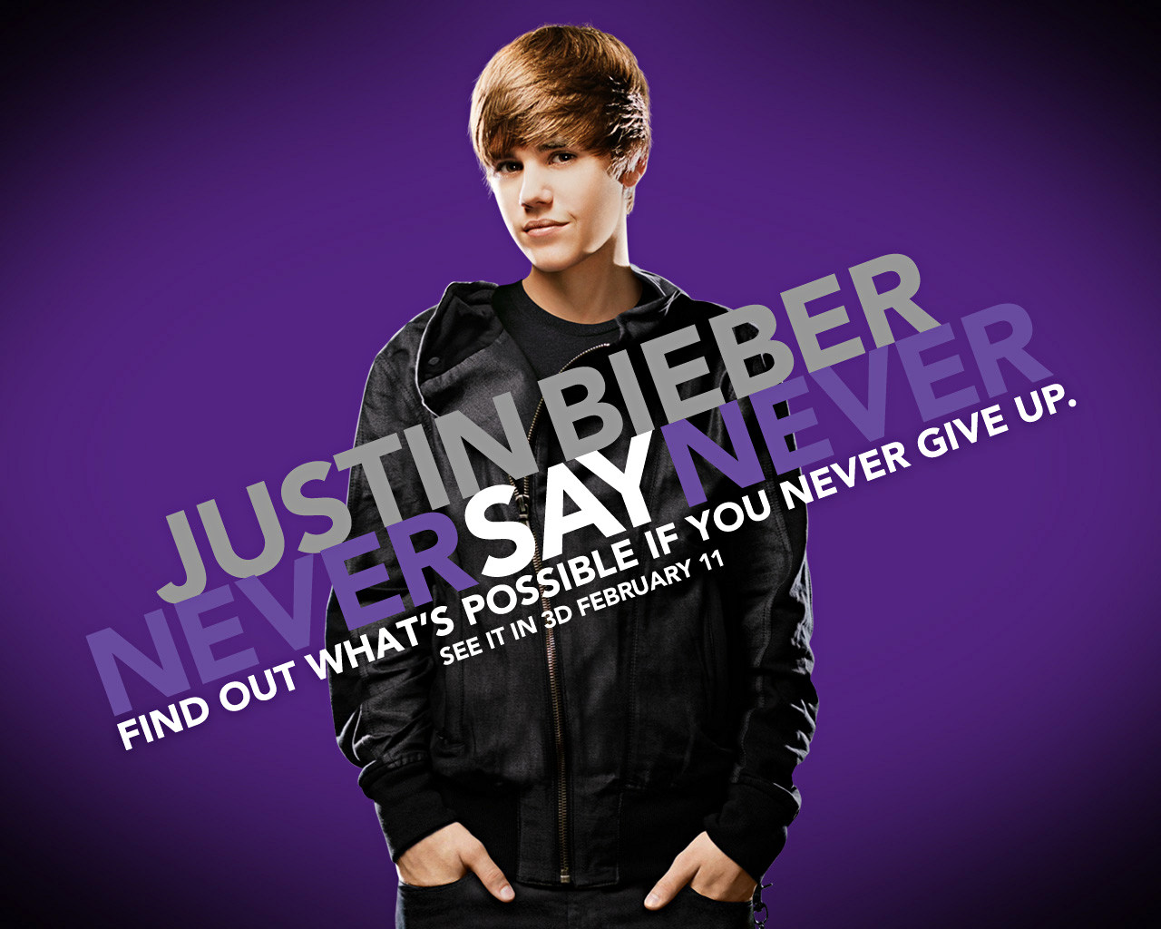 Keith Sorensen: Friday Feature: Justin Bieber - Never Say Never