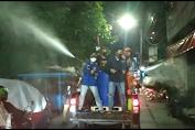 Aksi Peduli Sunda Kelapa Heritage Bersama Sohib Langgar Tinggi dan Karang Taruna Unit RW. 08 Pekojan
