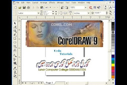 Free Download Software Corel Draw Version 9.0 for Computer or Laptop